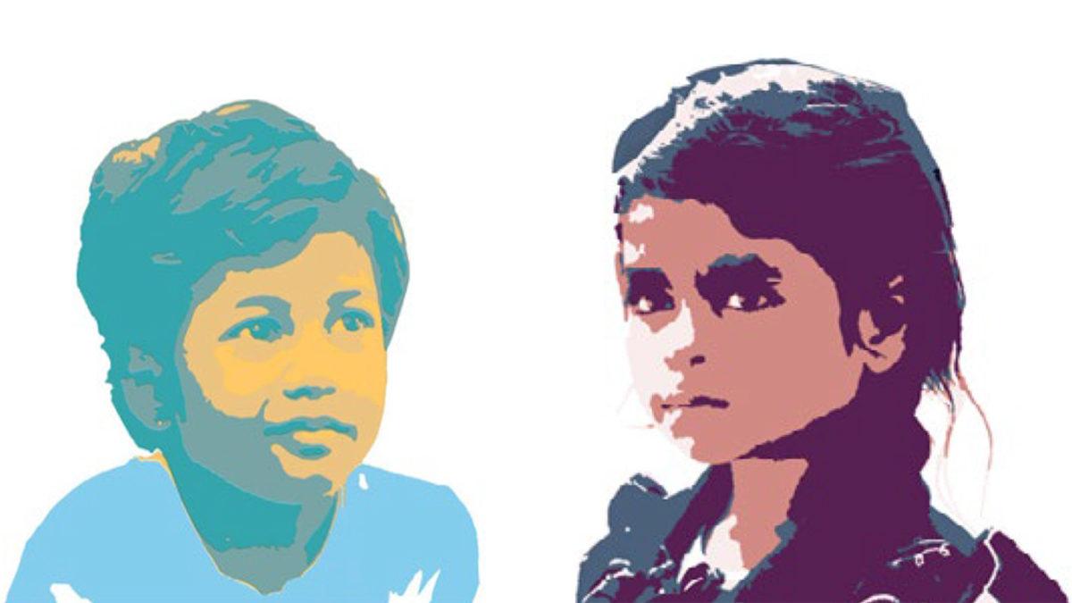 5 portraits pour aider des enfants